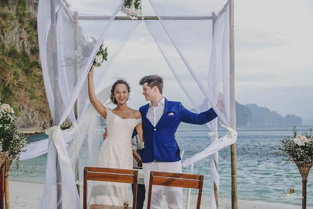 El Nido - Palawan Wedding (Bartos + Karen) (25)