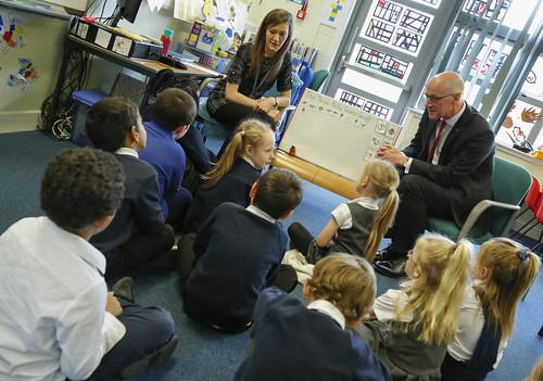 Scottish Survey of Literacy and Numeracy 2016