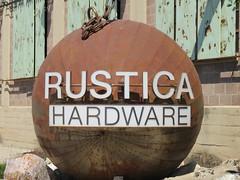Rustica Hardwar located in Springville, Utah