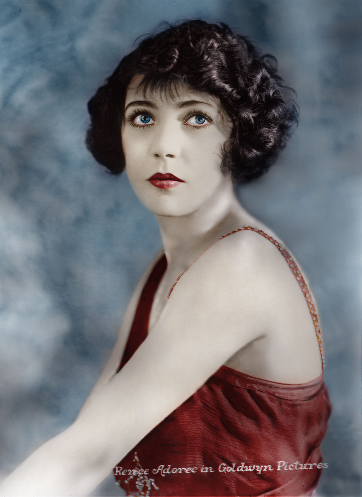 Renée Adorée, French actress who appeared in Hollywood silent movies during the 1920s