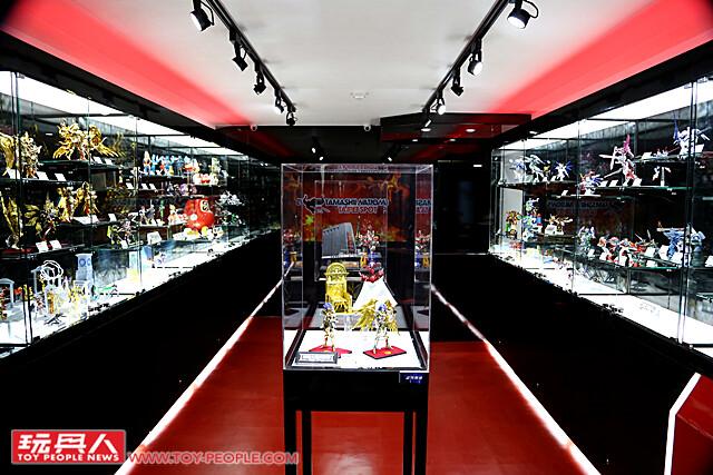 新的玩具聖地爆誕!萬代收藏事業部展示空間「TAMASHII NATIONS TAIPEI SPOT」開幕報導