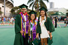 University of Hawaii at Manoa Shilder College of Business graduates at Manoa's spring 2017 commencement ceremony at the Stan Sheriff Center on Saturday, May 13.