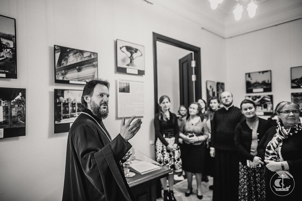 11 мая 2017, Выставка, посвященная горе Афон / 11 May 2017, The Exhibition dedicated to mount Athos