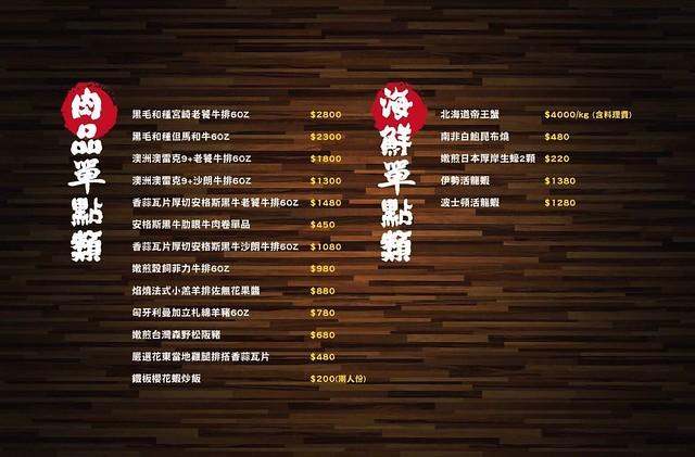 Fattys鐡板燒menu (9)