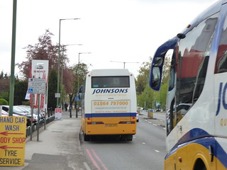 Johnsons Coaches - Stratford Road, Shirley