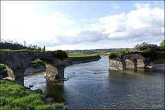 Heugueville sur Sienne (50) Pont de la Roque - Photo of La Vendelée