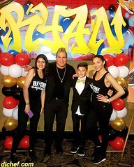 Fun day! #djchef krew serves up the #beats & dance moves for Ryans #AirJordan themed #BarMitzvah in #oceanside #longisland  !!  djchef.com  • • #birthdayparty #mitzvah #kidsparty #kids #camp #campparty #school #events #eventprofs #myilea #mpi #influencer
