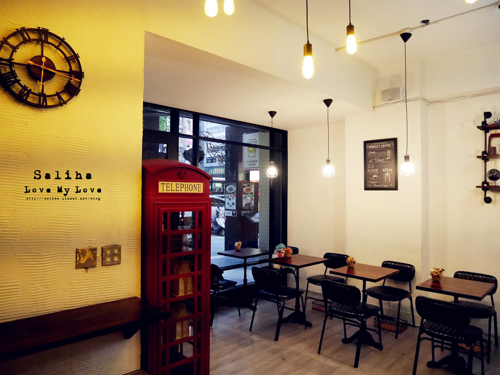 台北小巨蛋站南京三民站附近餐廳咖啡館推薦12 Cafe (10)