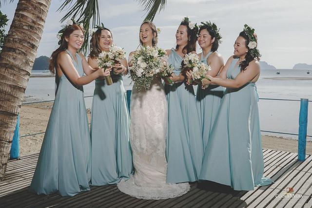 El Nido - Palawan Wedding (Bartos + Karen) (10)