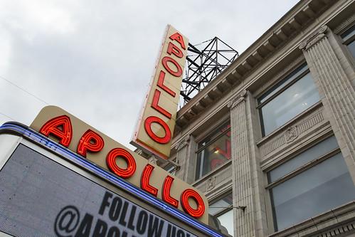 A&H in the City: Apollo Theater