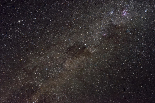 Milky Way from Seal Rocks