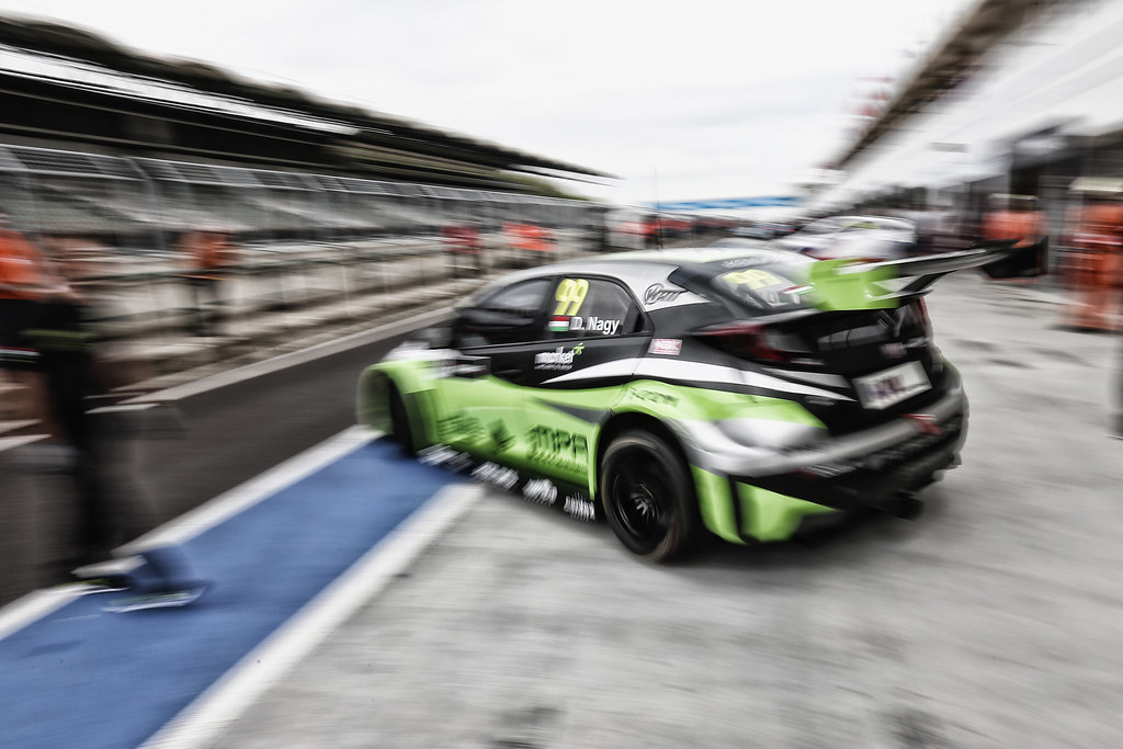 99 NAGY Daniel (hun), Honda Civic team Zengo Motorsport, action during the 2017 FIA WTCC World Touring Car Race of Hungary at hungaroring, Budapest from may 12 to 14 - Photo Jean Michel Le Meur / DPPI