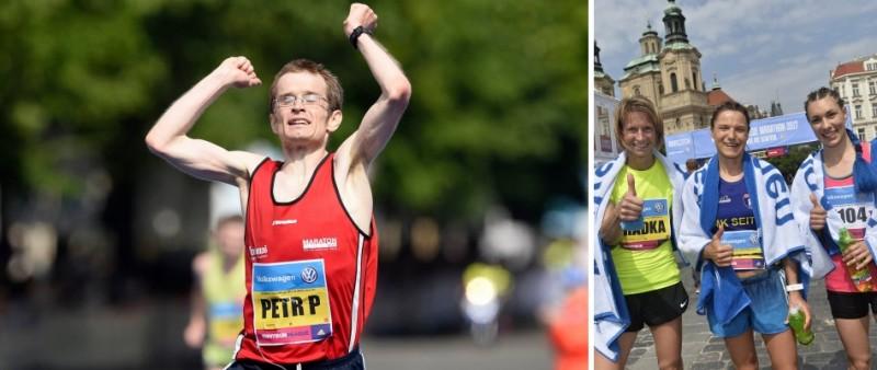 Přes stovku týdně běhají obvykle staronoví čeští mistři v maratonu
