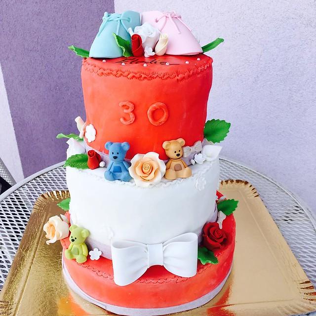 Cake by Les délices de Mary