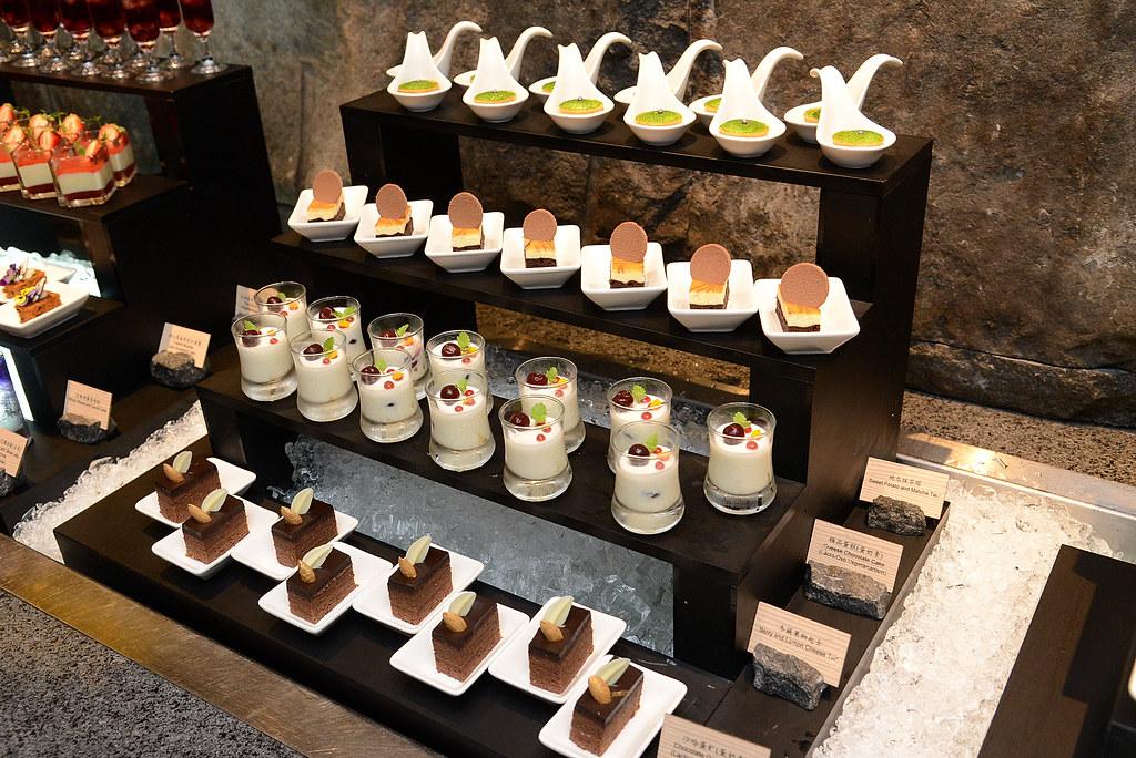 太魯閣晶英酒店衛斯理自助餐(晚餐)