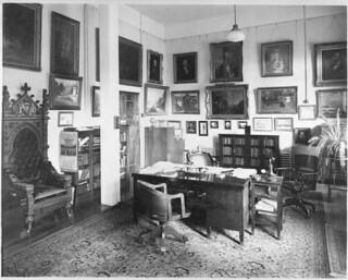 Office of the Deputy Minister, Public Archives of Canada, Sussex Street, Ottawa, Ontario / Bureau du sous-ministre, Archives publiques du Canada, rue Sussex, Ottawa (Ontario)