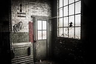 Abandoned Factory, Buffalo, NY