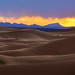 Sunset on the Sahara by ronniegoyette
