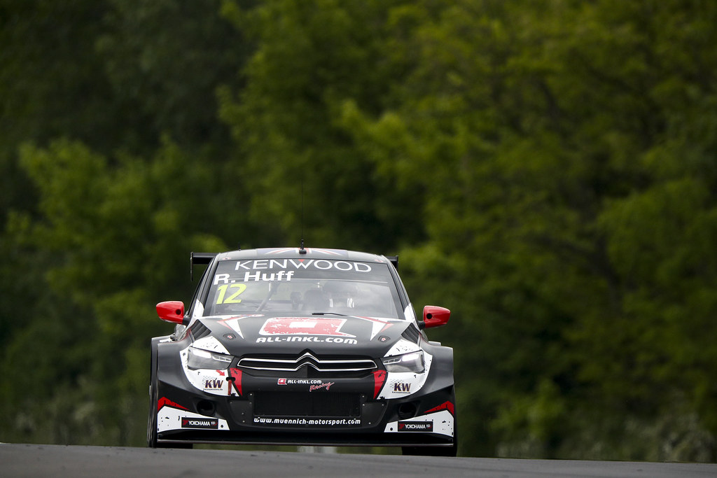 12 HUFF Rob (gbr), Citroen C-Elysee team ALL-INKL.COM Munnich Motorsport, action   during the 2017 FIA WTCC World Touring Car Race of Hungary at hungaroring, Budapest from may 12 to 14 - Photo Frederic Le Floc'h / DPPI