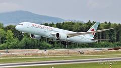 C-FNOH Air Canada Boeing 787-9 Dreamliner