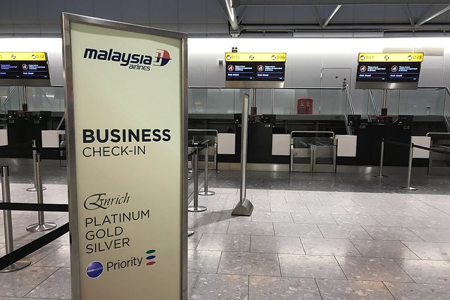 KL Malaysia Airlines 2017 2