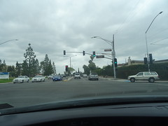 New & Old Traffic Signals