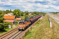 12 mai 2017 BB 63746-63748 Train 511807 St Mariens-St-Yzan -> Bordeaux-Hourcade Gauriaguet (33) - Photo of Marsas