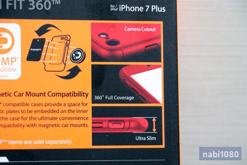 シンフィット360 7 Plus RED02