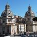 Řím, Trajánův sloup od Altare della Patria, foto: Petr Nejedlý