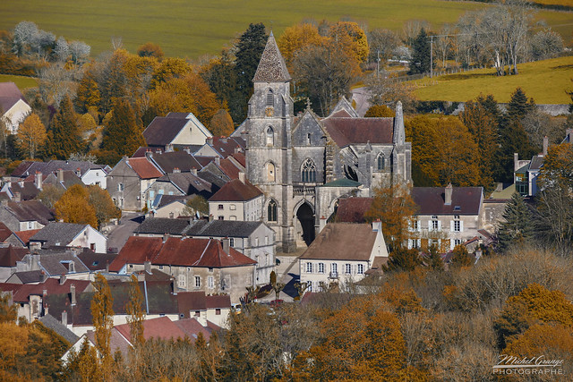 Saint Seine L'Abbaye-