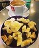 Bom dia segunda-feira #acai #cafe #cafedamanha #saopaulo #breakfast #coffee #padaria