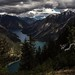 Plansee View from Tauern (1841m) by bandit4czm