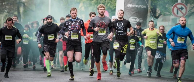 Urban Challenge zdolalo dva a půl tisíce běžců