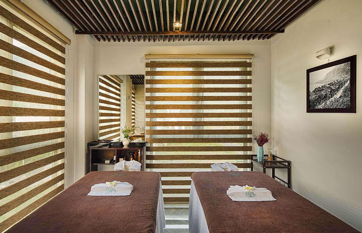Green Spa & Wellness – A spa experience in the wilderness at Son Tra, Da Nang 4