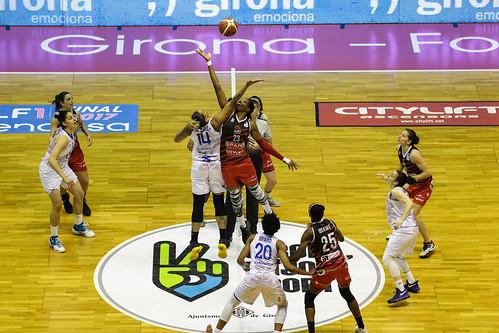 Girona Avenida segundo partido final LF