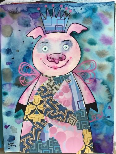 17 Flying Pig