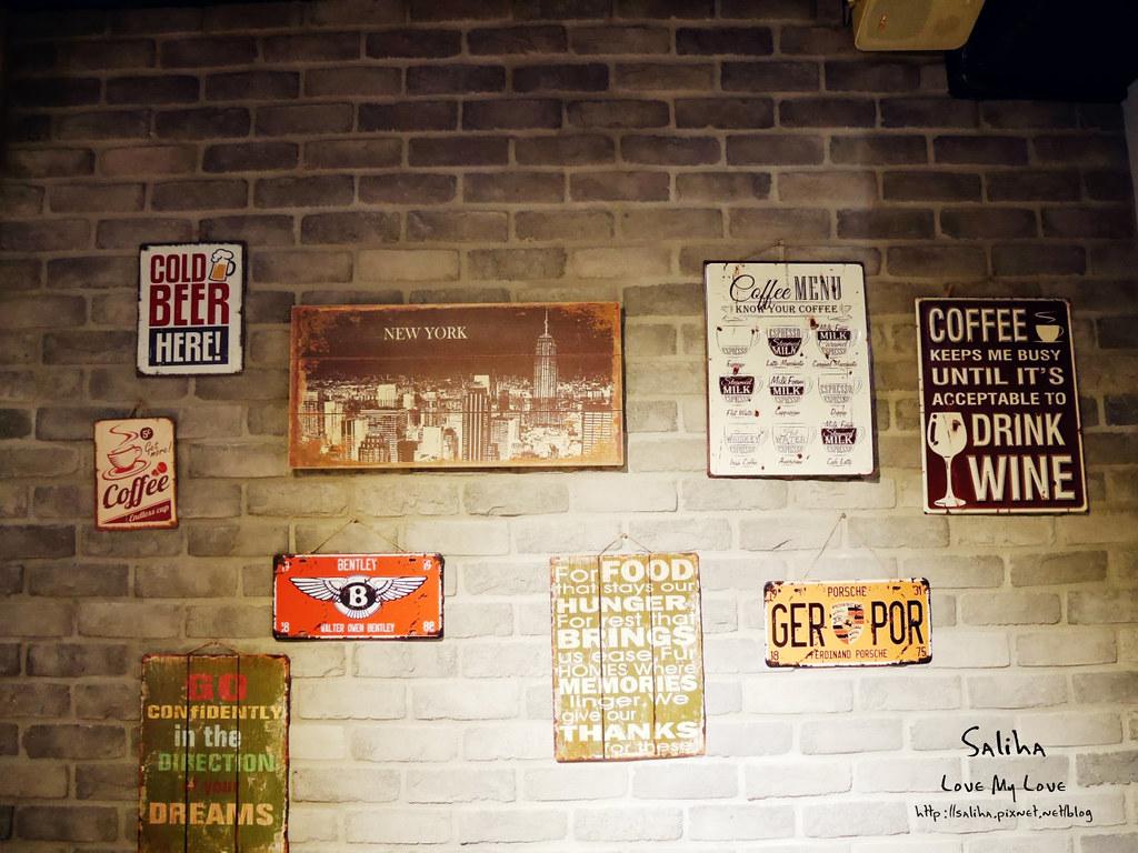 七張大坪林站附近餐廳美食不限時咖啡館推薦T.D. Cafe 聚會聚餐聊天去處推薦 (6)