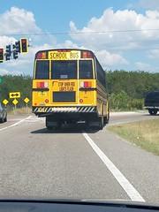 5227 - 2017 Thomas Saf-T-Liner C2 - Hillsborough County School Bus