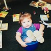 With @abby_brown24  getting ready to graduate in a couple of weeks, here is a flashback. She was so darn cute!  I'm so proud f the young lady she has now become. #isntshecute #cutenessoverload