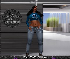Shanais Closet Luciena With Omega Appliers