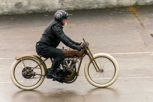 Harley Davidson Board Track 1915