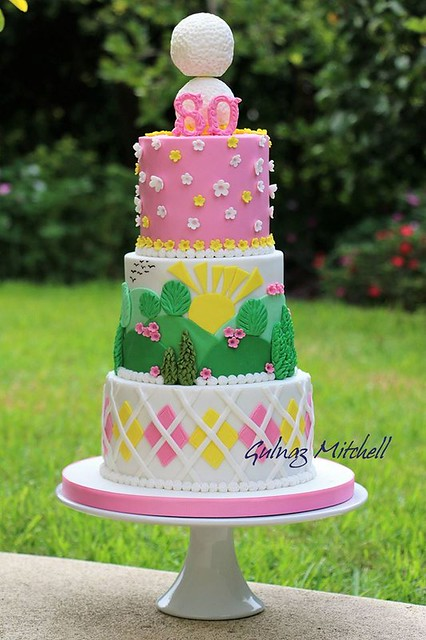 Cake by Heavenlycakes4you by Gulnaz Mitchell