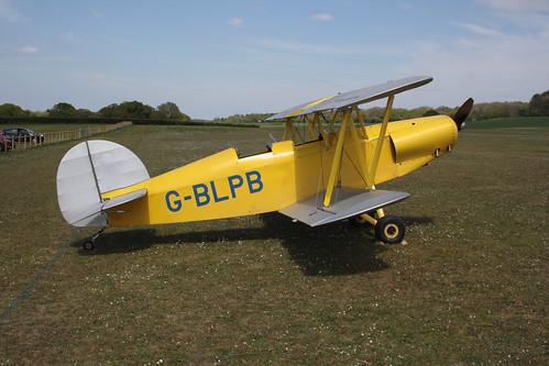 G-BLPB TSW-2 Popham 070517