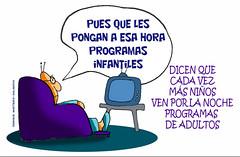 horario  de TV para niños