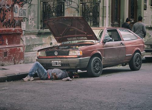 Street mechanic