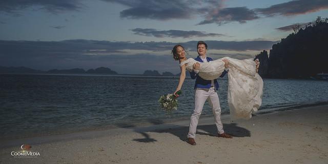 El Nido - Palawan Wedding (Bartos + Karen) (32)