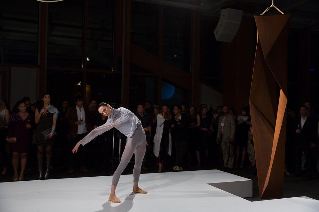 Bodies in Motion by Harley Valentine with a performance by Svetlana Lunkina choreographed by Robert Binet