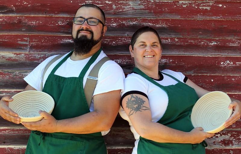 Dan and Kimmy Rivera - Triple Green Jade Farm