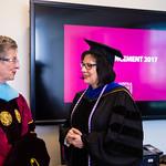 2017 Commencement Ceremonies: School of Nursing