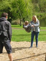 Swinging at Cléguerec